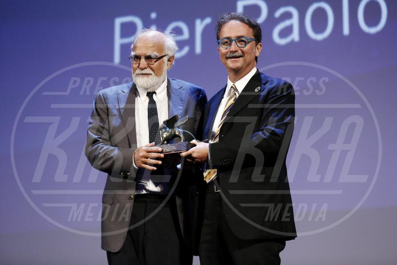 Premio a Pier Paolo Pasolini - Venezia - 12-09-2015 - Venezia 2015, la cerimonia della premiazione in foto