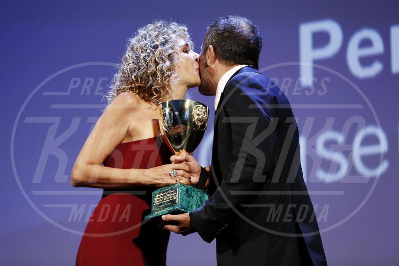 Valeria Golino - Venezia - 12-09-2015 - Venezia 2015, la cerimonia della premiazione in foto