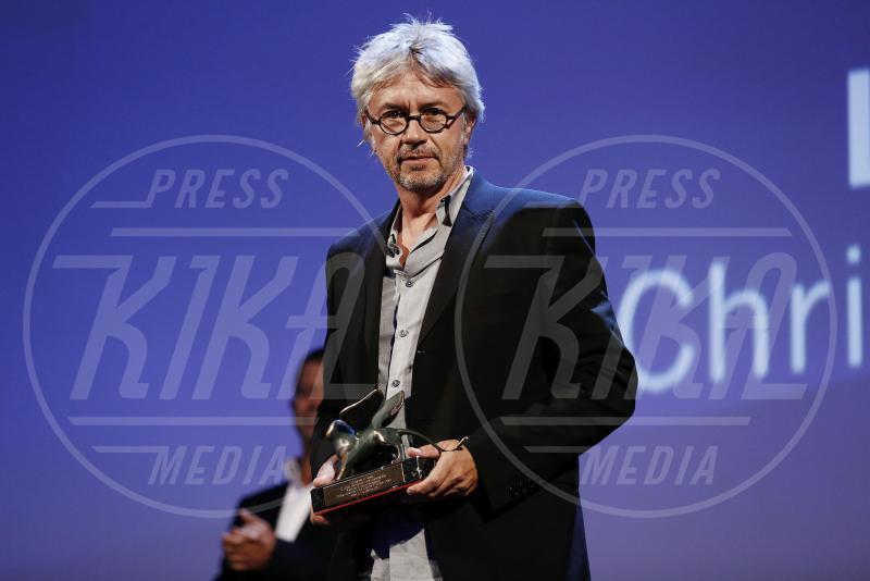 Christian Vincent - Venezia - 12-09-2015 - Venezia 2015, la cerimonia della premiazione in foto