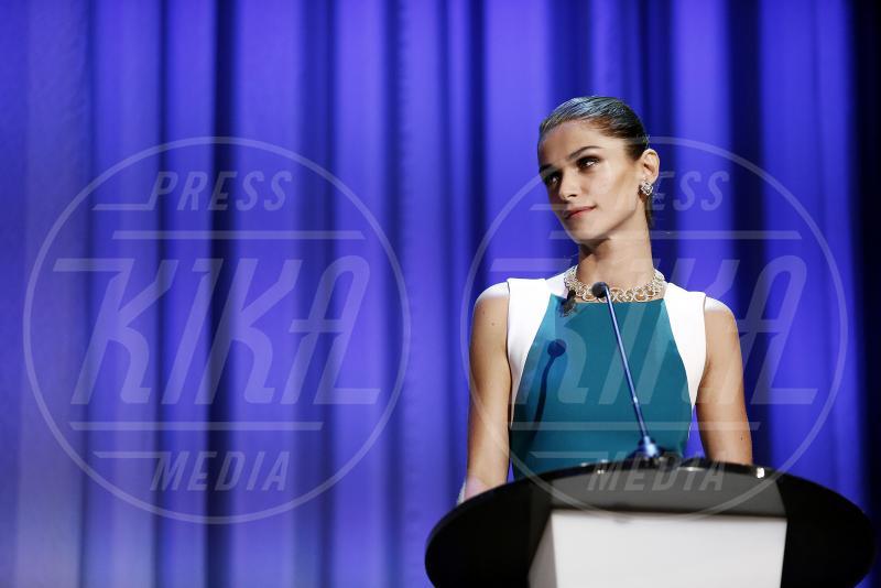 Elisa Sednaoui - Venezia - 12-09-2015 - Venezia 2015, la cerimonia della premiazione in foto