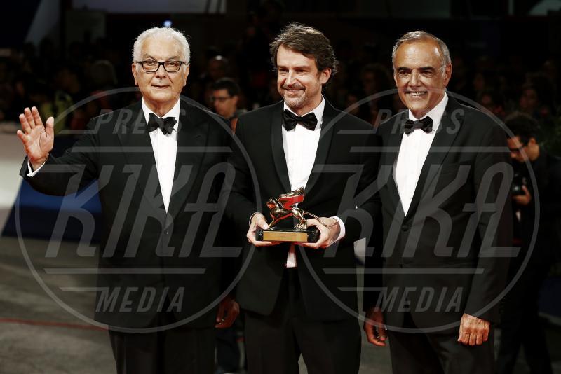 Alberto Barbera, Paolo Baratta - Venezia - 12-09-2015 - Venezia 2015, la cerimonia della premiazione in foto