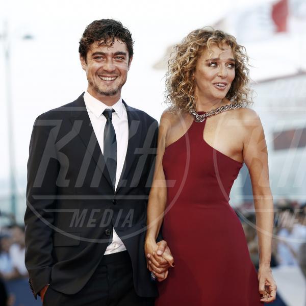 Riccardo Scamarcio, Valeria Golino - Venezia - 12-09-2015 - Incorvaia - Sarcina, è finita: