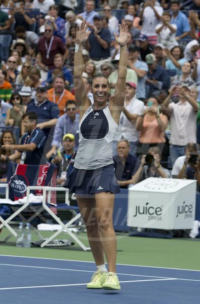 Flavia Pennetta - New York - 12-09-2015 - Us Open 2015: l'America ai piedi delle tenniste italiane