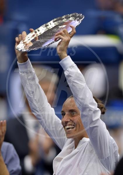 Roberta Vinci - New York - 12-09-2015 - Us Open 2015: l'America ai piedi delle tenniste italiane