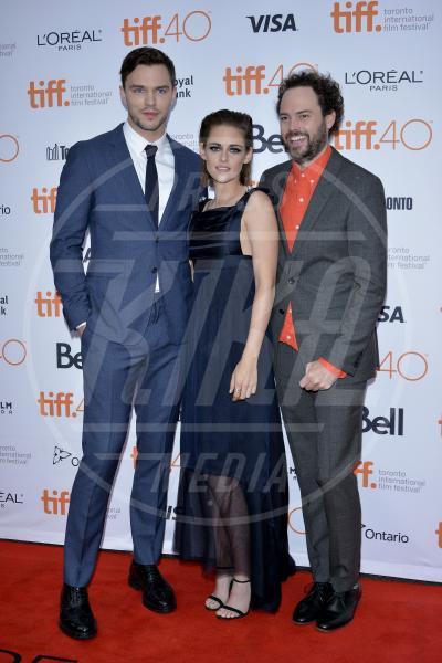 Drake Doremus, Nicholas Hoult, Kristen Stewart - Toronto - 13-09-2015 - Drake Doremus racconta come ha ideato il mondo di Equals