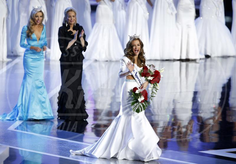 Betty Cantrell, Phyllis George - 2015 Miss America Kira Kazantsev - Atlantic City - 13-09-2015 - Betty Cantrell è la nuova Miss America 2015