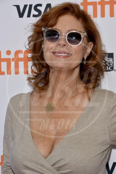 Susan Sarandon - Toronto - 14-09-2015 - Non si è una vera star se non si finisce in galera