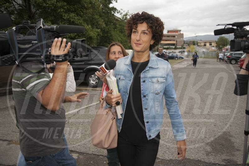 Agnese Renzi - Pontassieve - 15-09-2015 - Agnese Renzi: incidente stradale per l'ex first lady