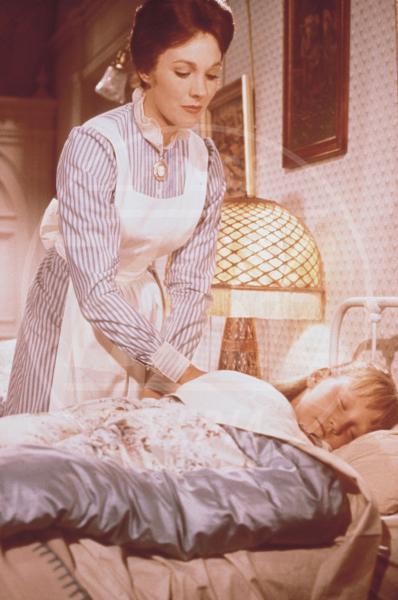 Karen Dotrice, Mary Poppins, Julie Andrews - 01-01-1964 - Vento dall'est, la nebbia è là: Mary Poppins sta per tornar!