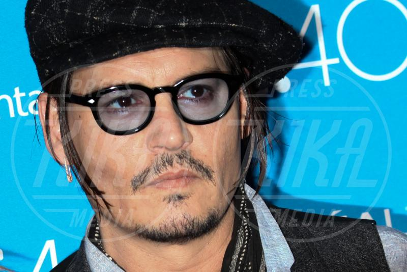 Johnny Depp - Toronto - 15-09-2015 - Johnny Depp sarà protagonista de L'Uomo Invisibile