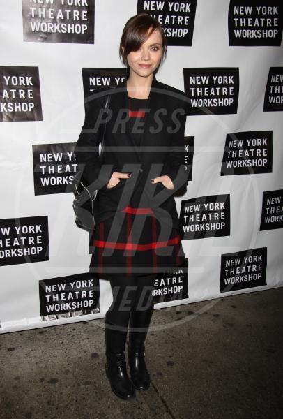Christina Ricci - New York - 05-12-2013 - Dalla Scozia con amore: in autunno è tartan-trend