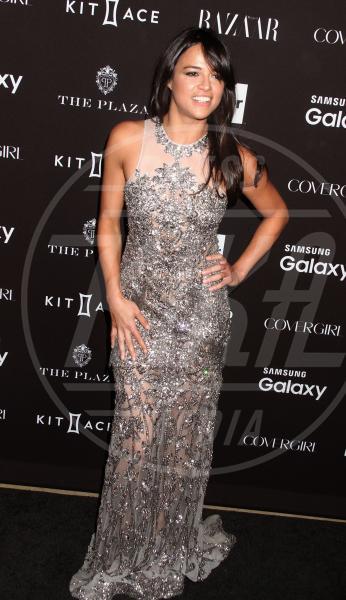 Michelle Rodriguez - New York - 16-09-2015 - Michelle Rodriguez cambia sesso e si mostra ai fan con la barba