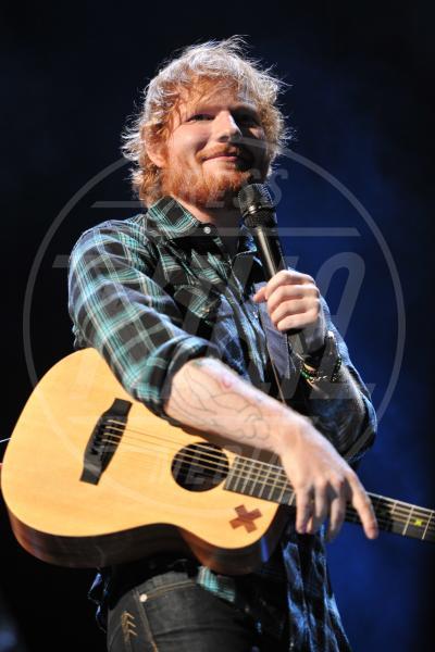 Ed Sheeran - Tinley Park - 16-09-2015 - Top 100 più influenti: tanta Hollywood, c'è anche un italiano
