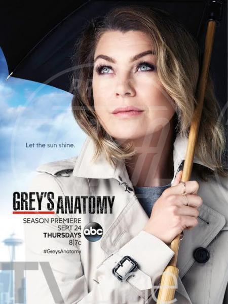 Grey's Anatomy, Ellen Pompeo - Los Angeles - 18-09-2015 - Grey's Anatomy: Ellen Pompeo rinnova per la 13esima stagione