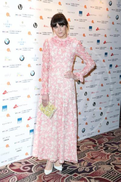 Lilah Parsons - Londra - 14-05-2015 - Le celebrity? Tutte romantiche belle in rosa!