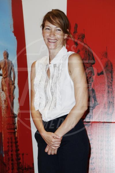 Cristiana Capotondi - Milano - 18-09-2015 - Anche Cristiana Capotondi a Radio24 per Notte prima degli esami