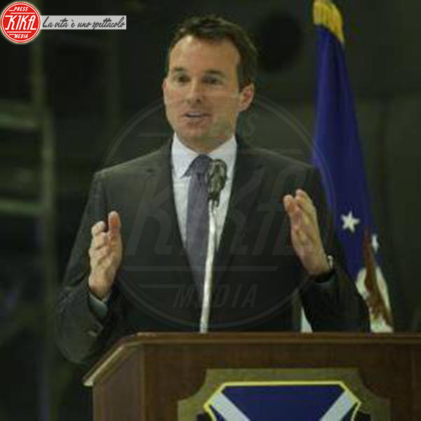 Eric Fanning - Washington - 19-09-2015 - Il monsignore Krzysztof Charamsa fa coming out