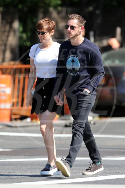 Jamie Bell, Kate Mara - New York - 18-09-2015 - Kate Mara e Jamie Bell si sono sposati