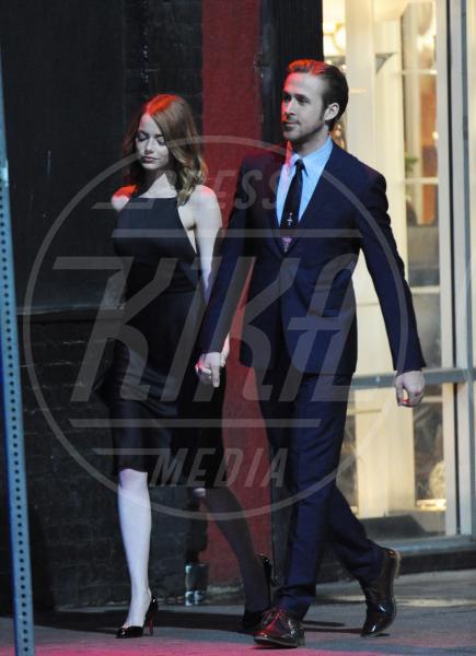 Emma Stone, Ryan Gosling - Hollywood - 19-09-2015 - Critics' Choice Awards: La la la land fa il pieno di nomination