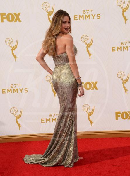 Sofia Vergara - Downtown Los Angeles - 20-09-2015 - Emmy Awards 2015: le dive viste fronte e retro