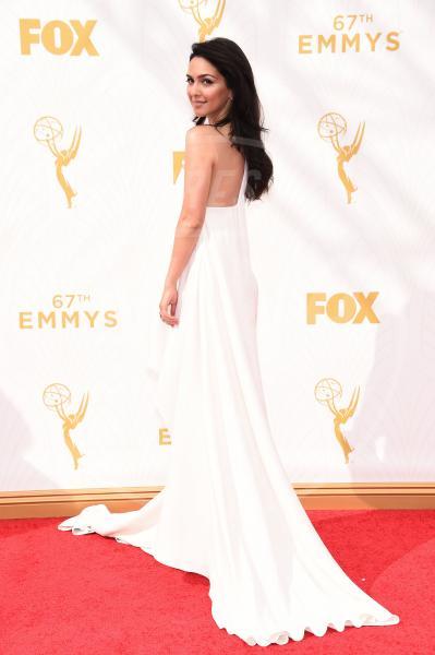 Nazanin Boniadi - Los Angeles - 20-09-2015 - Emmy Awards 2015: le dive viste fronte e retro