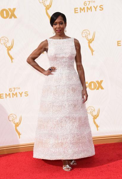 Regina King - Los Angeles - 20-09-2015 - Emmy Awards 2015: le dive viste fronte e retro