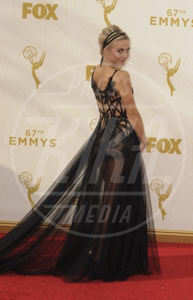 Julianne Hough - Los Angeles - 21-09-2015 - Emmy Awards 2015: le dive viste fronte e retro