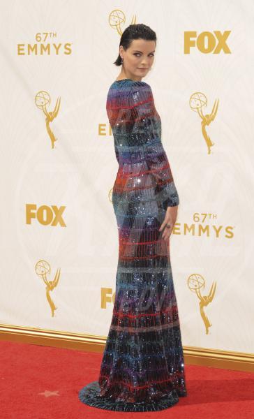 Jaimie Alexander - Los Angeles - 21-09-2015 - Emmy Awards 2015: le dive viste fronte e retro