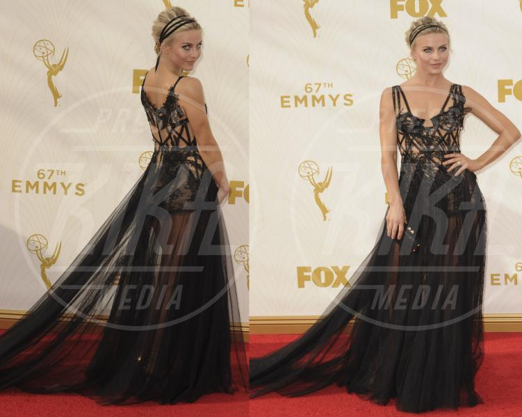 Julianne Hough - 21-09-2015 - Emmy Awards 2015: le dive viste fronte e retro