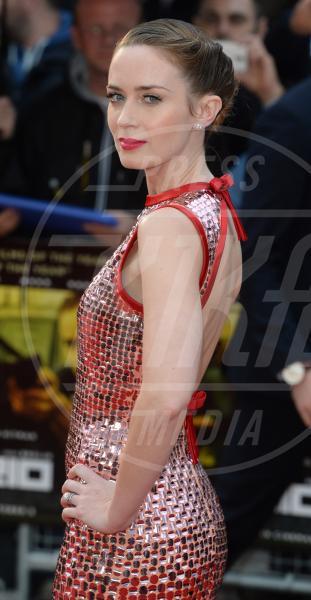 Emily Blunt - Londra - 21-09-2015 - Sicario, dopo il successo della prima parte in arrivo il sequel