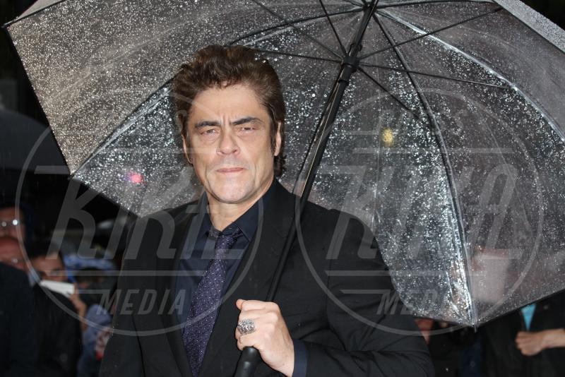 Benicio Del Toro - Londra - 22-09-2015 - Sicario, dopo il successo della prima parte in arrivo il sequel