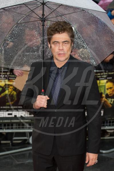 Benicio Del Toro - Londra - 21-09-2015 - Sicario, dopo il successo della prima parte in arrivo il sequel