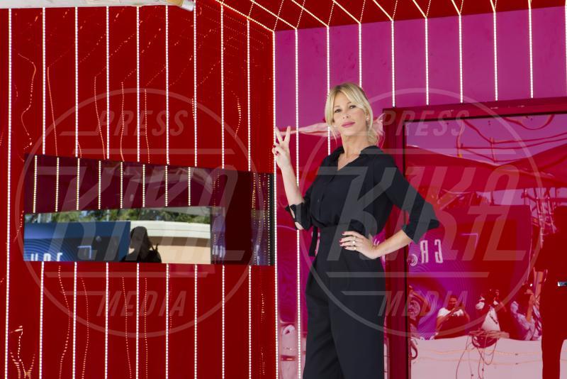 Alessia Marcuzzi - Roma - 22-09-2015 - Alessia Marcuzzi apre le porte della casa del GF 14