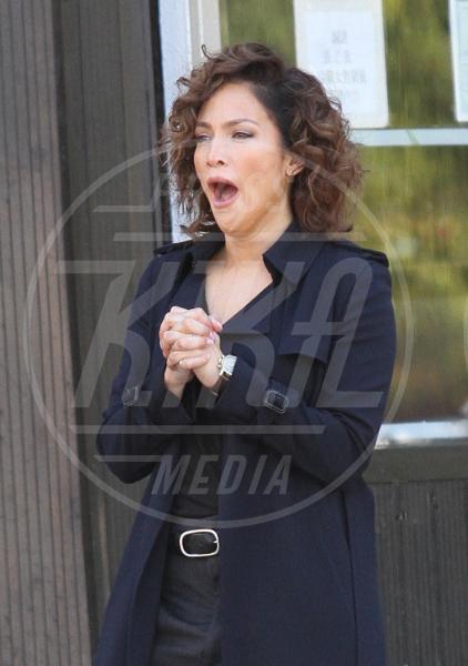 Jennifer Lopez - New York - 23-09-2015 - Star come noi: come resistere a uno sbadiglio?