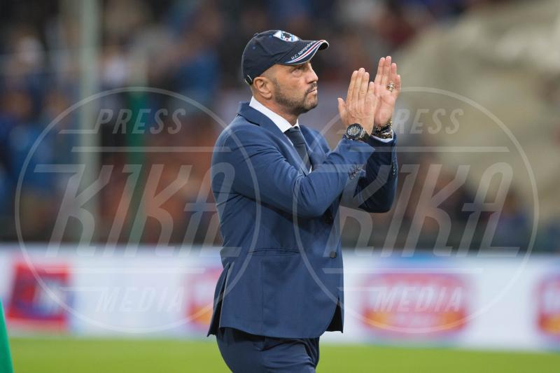 Walter Zenga - Genova - 23-09-2015 - Walter Zenga scalza il Trap come commentatore dell'Italia