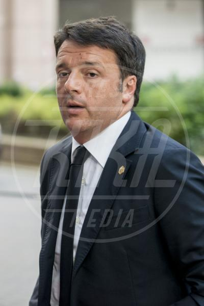 Matteo Renzi - Bruxelles - 23-09-2015 - Vince il No, Renzi:
