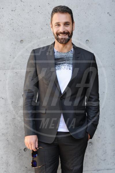 Raoul Bova - Milano - 25-09-2015 - Telefoni a teatro, Raoul Bova perde le staffe