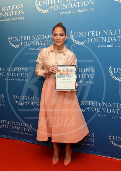 Jennifer Lopez - New York - 25-09-2015 - Donne per un mondo migliore, quante ambasciatrici tra le vip!