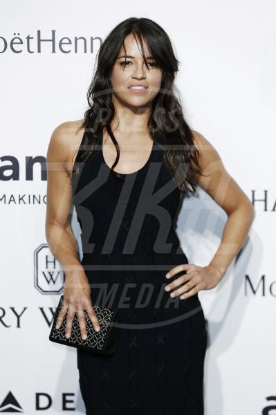 Michelle Rodriguez - Milano - 26-09-2015 - Michelle Rodriguez cambia sesso e si mostra ai fan con la barba