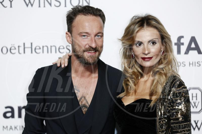 Wilma Helena Faissol, Francesco Facchinetti - Milano - 26-09-2015 - Facchinetti fa il bis con Wilma, benvenuta Lavinia!