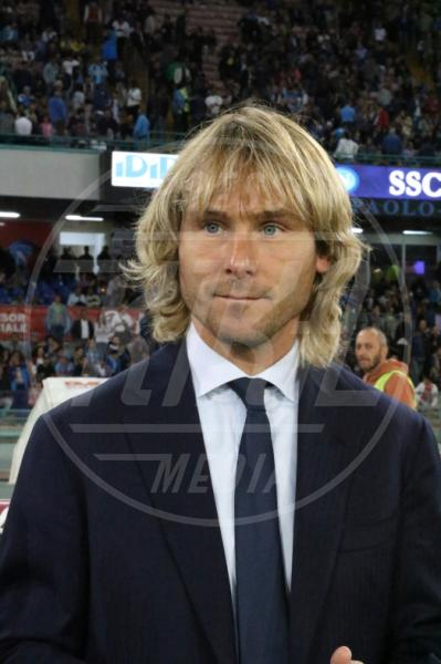 Pavel Nedved - Napoli - 26-09-2015 - Anche Ricky e Simona tra le star vittime dei topi d'appartamento