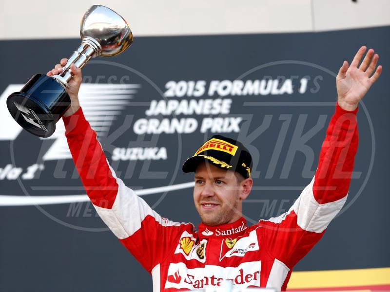 Sebastian Vettel - Suzuka - 27-09-2015 - Lewis Hamilton vince a Suzuka ed eguaglia Senna
