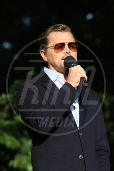 Leonardo DiCaprio - New York - 26-09-2015 - Leonardo DiCaprio, raccolta fondi per Hillary Clinton