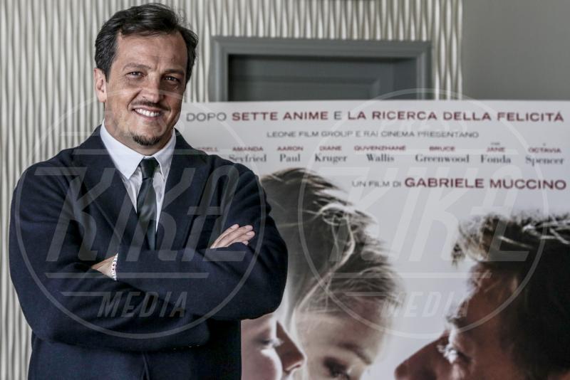 """Gabriele Muccino - Milano - 28-09-2015 - Silvio Muccino: """"Mio fratello è un violento, con lui ho chiuso"""""""