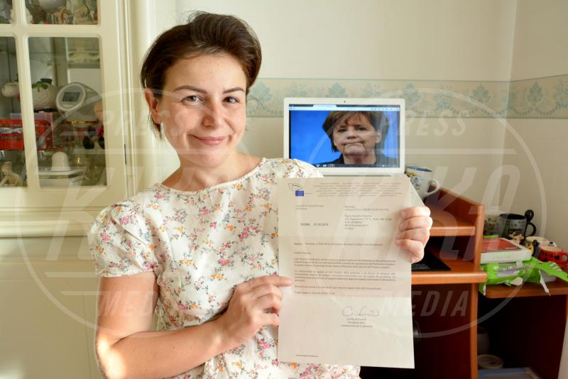 Annarita Amoroso - Ercolano - 14-09-2015 - Annarita sfida la Merkel: