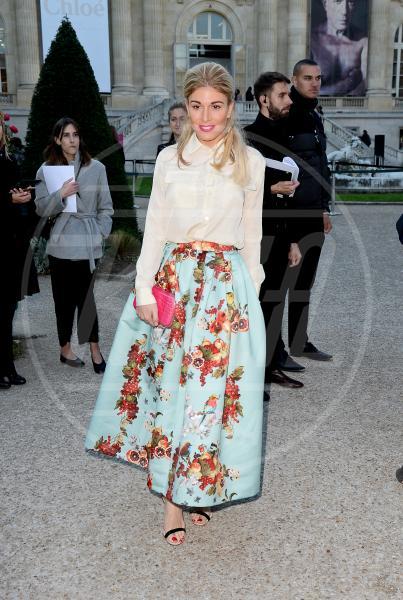 Hofit Golan - Parigi - 01-10-2015 - Le celebrity? Sul red carpet e fuori sono regine di... fiori!