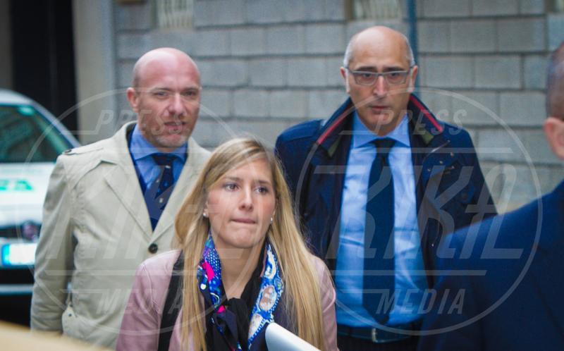 Paolo Camporini, Claudio Salvagni - Bergamo - 02-10-2015 - Yara Gambirasio: le indagini raccontate in Law&Order