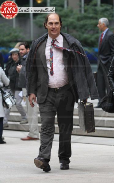 Matthew McConaughey - New York - 04-10-2015 - Gary Oldman si è trasformato in Winston Churchill