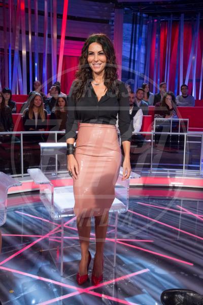 Sabrina Ferilli - Roma - 04-10-2015 - Le celebrity? Tutte romantiche belle in rosa!