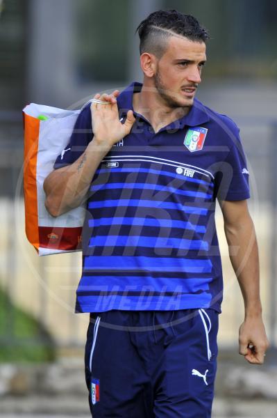Alessandro Florenzi - Coverciano - 05-10-2015 - Euro 2015: Conte su Balotelli: